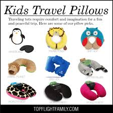 Kids Travel Pillow images 9 kids travel pillows that will send your child to dreamland jpg