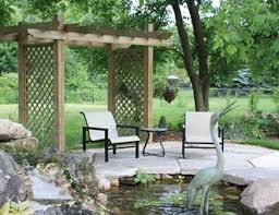 Pergola Designs For Patios Pergola And Patio Cover Pictures Gallery Landscaping Network