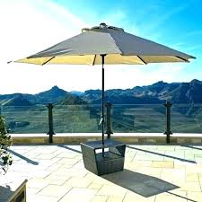 outdoor umbrella stand table outdoor umbrella stand table what a fabulous idea for an outdoor