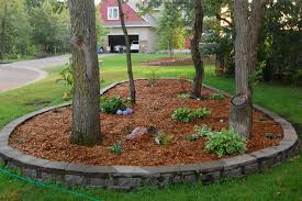 the brilliant land scaping ideas pertaining to residence