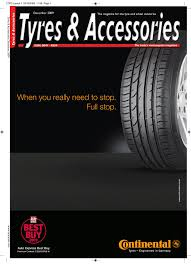 t u0026a december 2009 by tyres industry publications ltd issuu