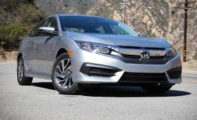 Honda Civic Usa 2016 Honda Civic 2 0l First Drive U2013 Review U2013 Car And Driver