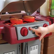 Walk In Play Kitchen by Step2 Grand Walk In Play Kitchen With Grill Walmart Canada