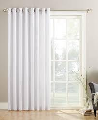 Interiors Patio Door Curtains Curtains by Lichtenberg No 918 Montego Textured 100