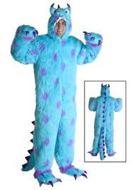 Sulley Womens Halloween Costume Sully Costume Halloween Sully
