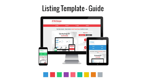 ebay shop listing template guide youtube