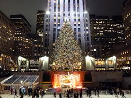 history of the rockefeller center tree in nyc explained