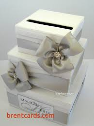 wedding gift card holder how to make wedding gift card box free card design ideas