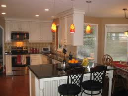 Small Galley Kitchen With Peninsula Home Design Cheap Diy Projects For Your Home Fence Closet The