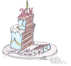 half birthday cake cakestories ca