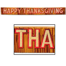 the aisle fall thanksgiving metallic happy thanksgiving