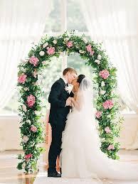 wedding arches edmonton beautiful flower arch wedding wedding flowers