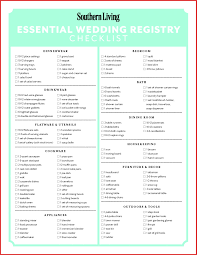 bridal registry ideas list lovely wedding registry list personel profile