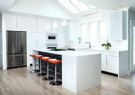 Shiny White Kitchen Cabinets High Gloss Kitchen Cabinets Ikea High Gloss White Kitchen By Of Tn
