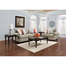Living Room Furniture Collection Fusion Furniture Sofa Loveseat Sets 2 Villa Living Room