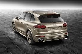 Porsche Cayenne 3 6 - porsche exclusive unveils cayenne s palladium metallic motor trend