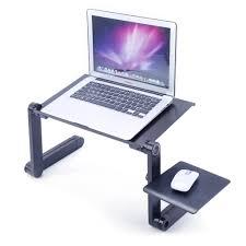 Recliner Laptop Desk by Adjustable Laptop Stand Lap Desk Modern Lazy