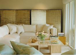 Gold Room Divider by Ten Ways To Add Glitz And Gold To Your Residence Interior Best