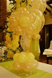 Table Decorating Balloons Ideas 21 Best Balloon Ideas Images On Pinterest Balloon Ideas