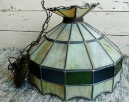 Kitchen Light Shade by Stained Glass Lamp Etsy