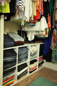 How To Organize Pants In Closet - how to organize u0026 style your closet use cube shelves to organize