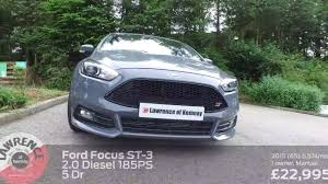 ford focus st service manual lawrence of kemnay 2015 ford focus st 3 diesel youtube
