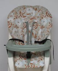 graco high chair cover sewing pattern