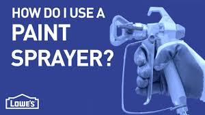 can you use a paint sprayer to paint kitchen cabinets how do i use a paint sprayer