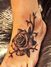 25 beautiful white rose tattoos ideas on pinterest black and