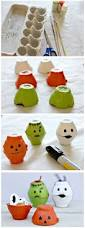 Recycled Halloween Crafts - halloween recycling craft ideas earthfirst is your green guide