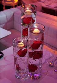 wedding centerpieces vases cylinder vases with roses hire trees