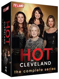 hair styles actresses from hot in cleveland amazon com hot in cleveland the complete series valerie