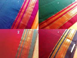 Indian Curtain Fabric Saree Fabric Magenta Sari Indian Sari Fabric Sheer Fabric