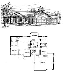 Single Storey Floor Plans by Single Story Floor Plan Custom Home Builder Appleton Builder