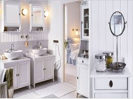 Ikea Solid Wood Cabinets Modern Scandinavian Kitchen With Simple White Solid Wood Cabinet