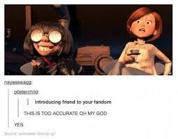 Edna Meme - roguetieflingstealsyourmoney tumblr com gramunion tumblr explorer