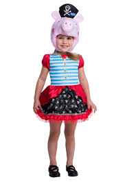 pirate halloween costume kids peppa pig pirate costume