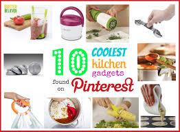 new cooking gadgets 10 coolest kitchen gadgets found on pinterest butter believer