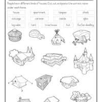 Different Styles Of Houses Different Types Of Houses Lesson Plans House Plan