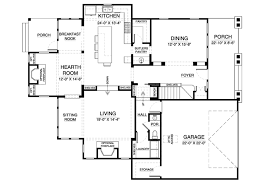 house plans with butlers pantry craftsman style house plan 4 beds 3 50 baths 2831 sq ft plan 900 4