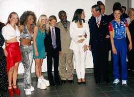 where does prince charles live prince william prince harry duchess kate run into spice girl