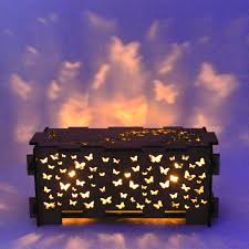 light box light bulbs butterfly night light box buy gifts online lights and homewares