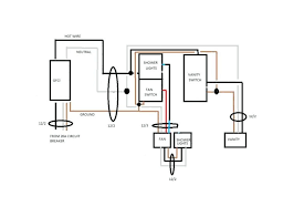 basic electrical wiring diagram diagrams household bathroom mirror