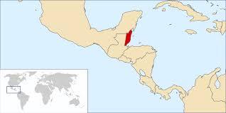 Belize On Map Atlas Of Belize Wikimedia Commons