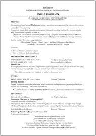 esthetician resume example entry level esthetician resume sample