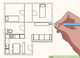 how to draw blueprints for a house how to draw blueprints for a house 9 steps with pictures