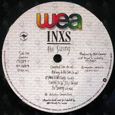 the swing inxs inxs the swing 12 inch lp vinyl rare records