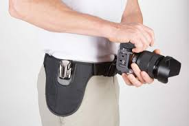 spiderlight single camera system spider camera holster