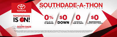 South Dade Toyota Dealer In Homestead Serving Miami Fl