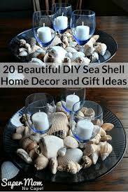 home decor gift items 20 beautiful diy sea shell home decor and gift ideas u2013 super mom